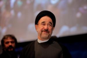 محمد خاتمی - عکس از احسان ملکی