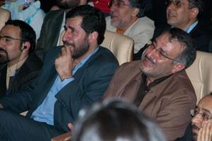 گریه های عبداله رمضان زاده و محسن آرمین - عکس از علی شیخ الاسلامی