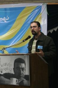 سامان بختیاری رئیس ستاد 88 استان ایلام
