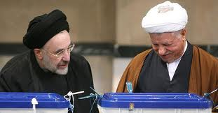 hashemi and khatami